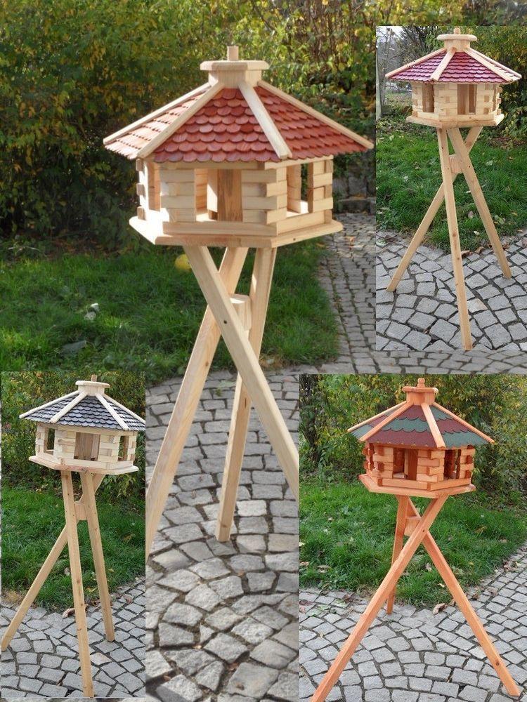 Vogelhaus Plane Vogelhaus Mit Stander Dekorative Vogelhauser Futterhaus