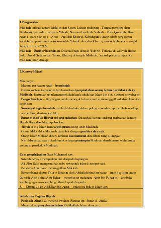 Kertas 3 Sejarah Jawapan Bab 5 Ting 4 Piagam Madinah Bab Fails Pictures