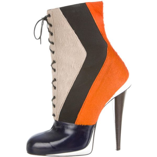Cheap Deals Sale Low Shipping Fee Pre-owned - BOOTS Fendi 0LXM3tK