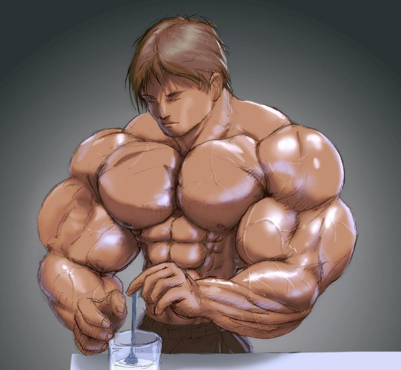 Giant Muscle Growth