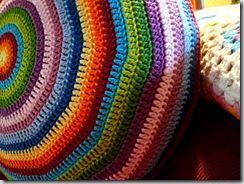 Rundes Kissen Inkl Anleitung Knitting Patterns Ideas Crochet