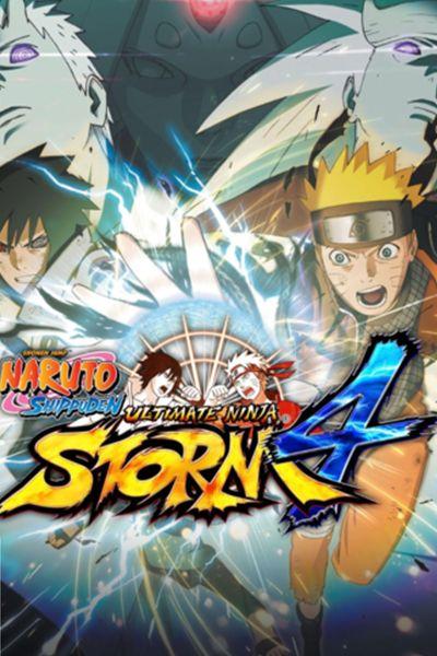 Telecharger Naruto Shippuden Ultimate Ninja Storm 4 Gratuitement