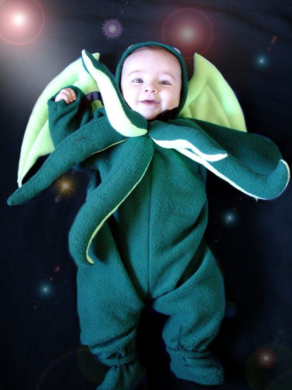b0e7c71bcf0d Baby Cthulhu by ~RozDeMinion on deviantART | Baby Stuff | Baby ...
