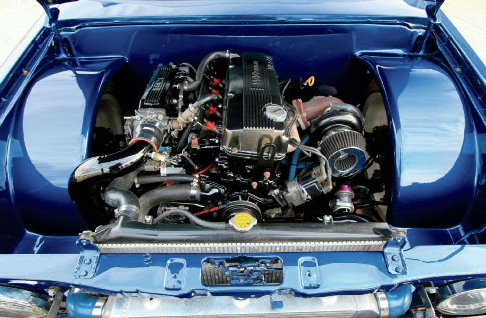 1992 Nissan Hardbody Engine Photo 3 Nissan Hardbody Mini Trucks Nissan
