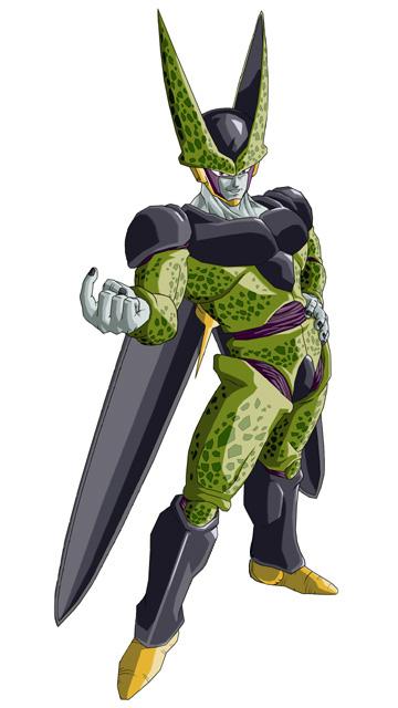 Perfect Cell Kanzentine Seru Perfect Cell Dragon Ball Art Dragon Ball Z
