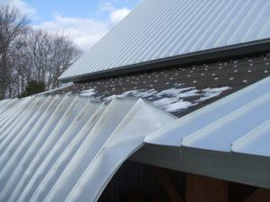 Standing Seam Metal Roof Ice Guards Standing Seam Metal Roof Metal Roof Metal Roof Insulation