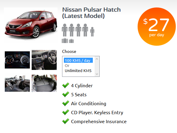 Luxury Car Hire Perth With Images Car Hire Nissan Pulsar Luxury Car Hire