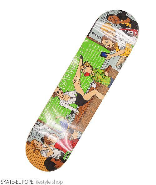 Deck Deathwish Neen Williams Lifestyle Art Skateboard Deck