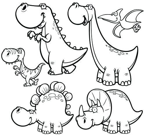dinosaurs color pages among the most awe inspiring ...