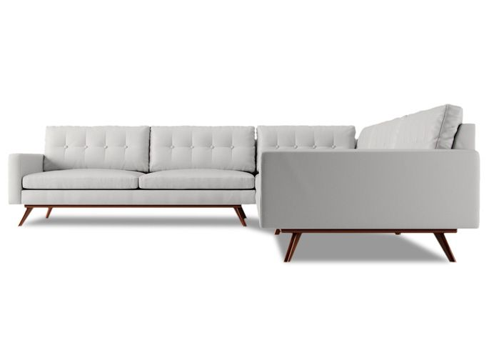 Fillmore L Shape Sectional - Thrive Furniture klein axure 3500  sc 1 st  Pinterest : thrive sectional - Sectionals, Sofas & Couches