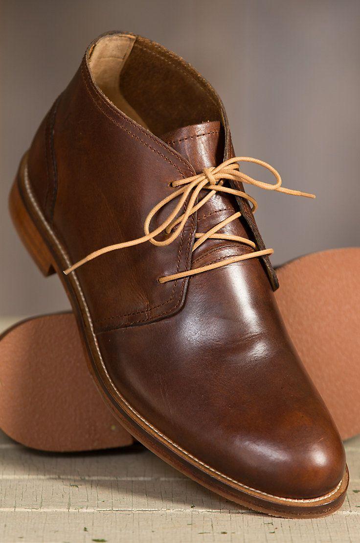 Qué son las botas chukka?