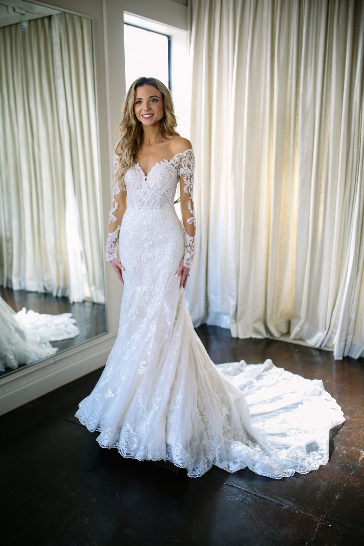 Wedding Dress Try-On | Pinterest