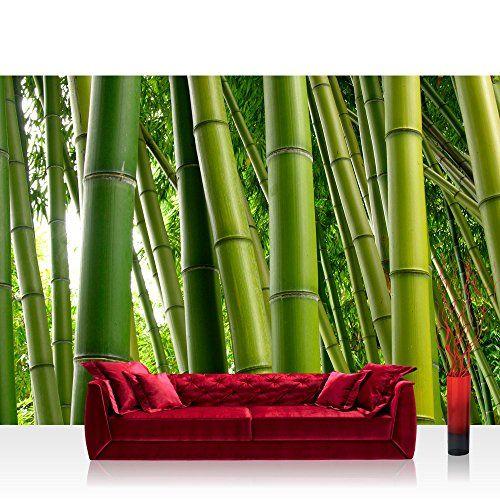 Spectacular Vlies Fototapete x cm Top PREMIUM PLUS Foto Tapete Wandbilder XXL Wandbild Bild Fototapeten Tapeten Wandtapete Wanddeko Wand Bambus Wald u