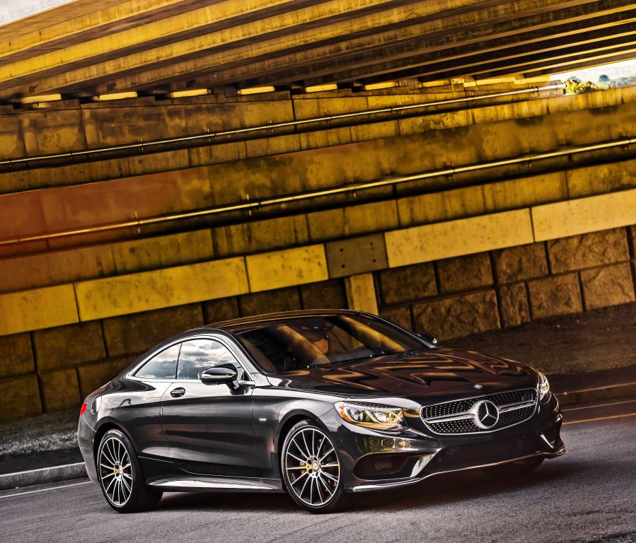 2015 Mercedes Benz S 550 4matic Coupe Amg Sports Package C217
