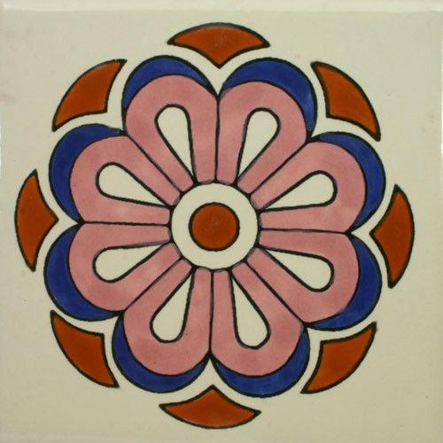 Decorative Mexican Tiles Adorable Especial Decorative Tile  Hidalgo 2018