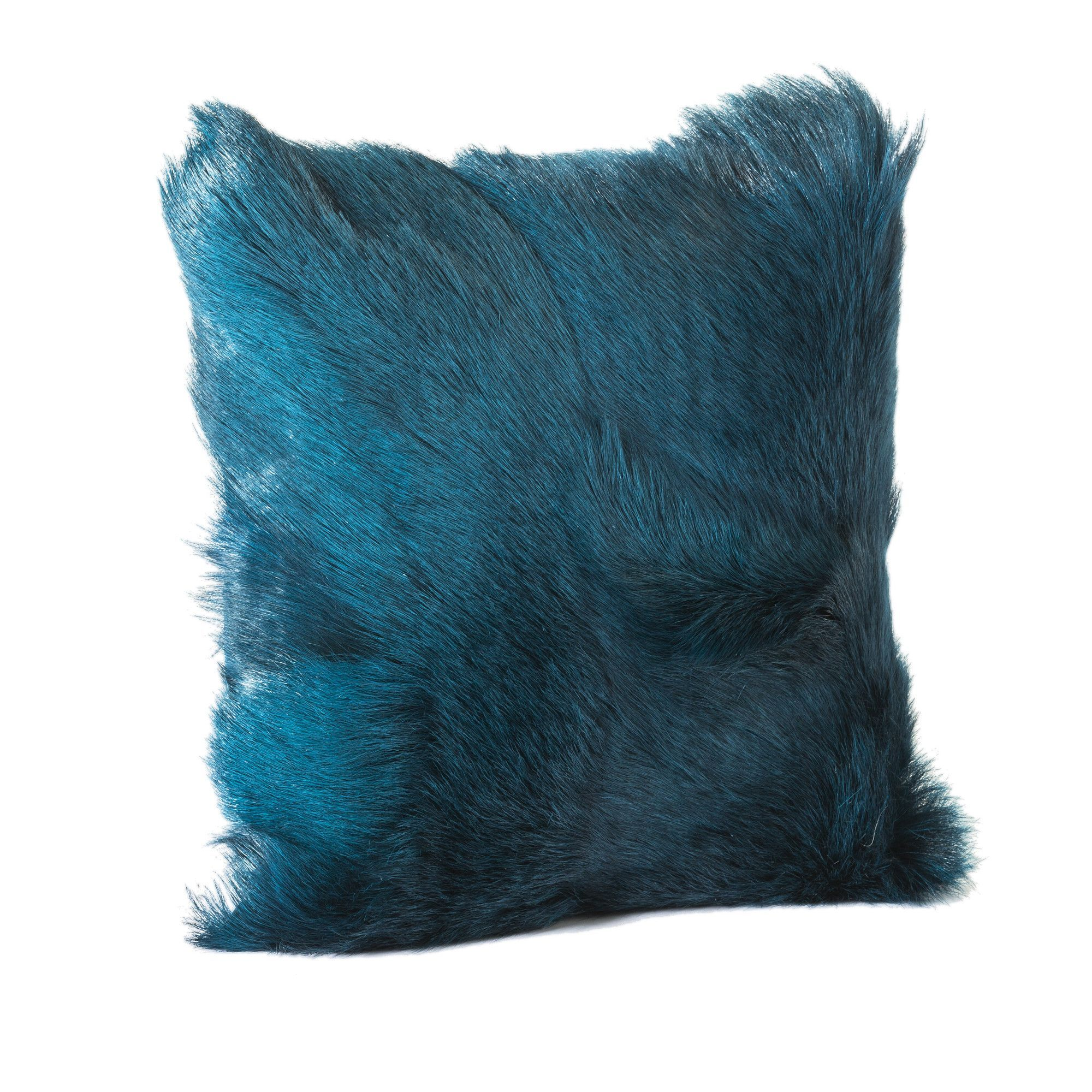 Faux Fur Pillow And Throw Set.Atlantic Beach Goat Faux Fur Throw Pillow House Ideas