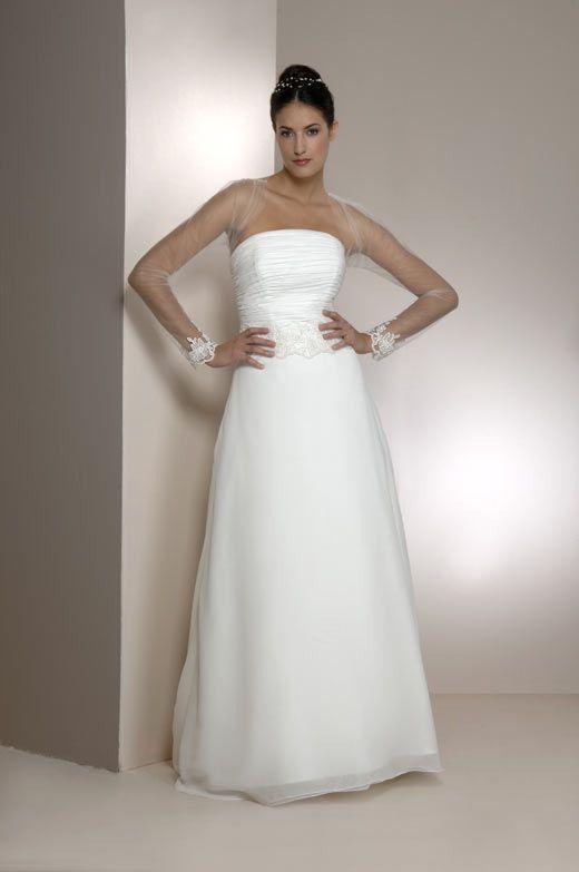 gothic wedding dresses | Weddingdressone | Pinterest
