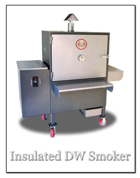 Dw Smoker Insulated Model Insulated Smokers In 2019