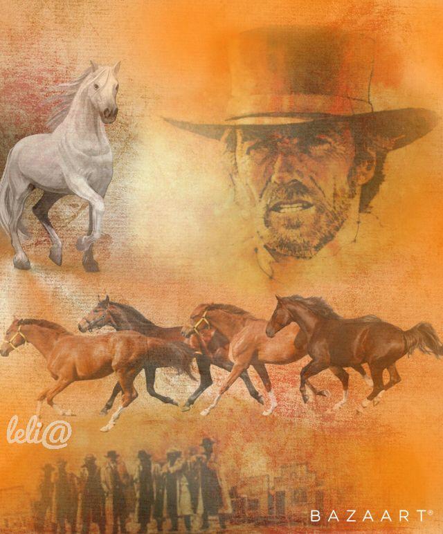Velho Oeste... Old Western... - Lelia  Sarda