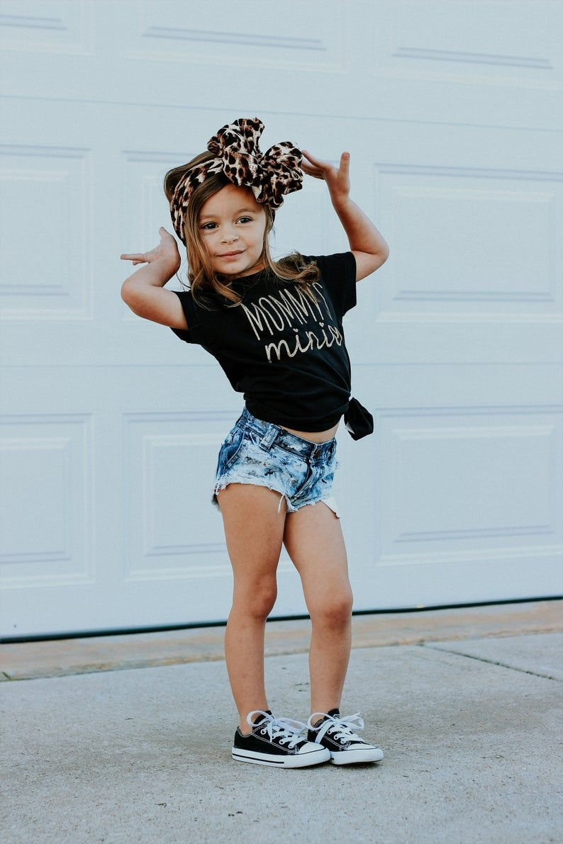 Mommy's Mini...Kid's Mother's Day shirt, I love my