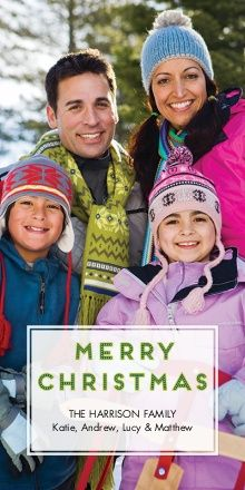 Snapfish Christmas Cards.Christmas Cards Personalized Christmas Photo Cards