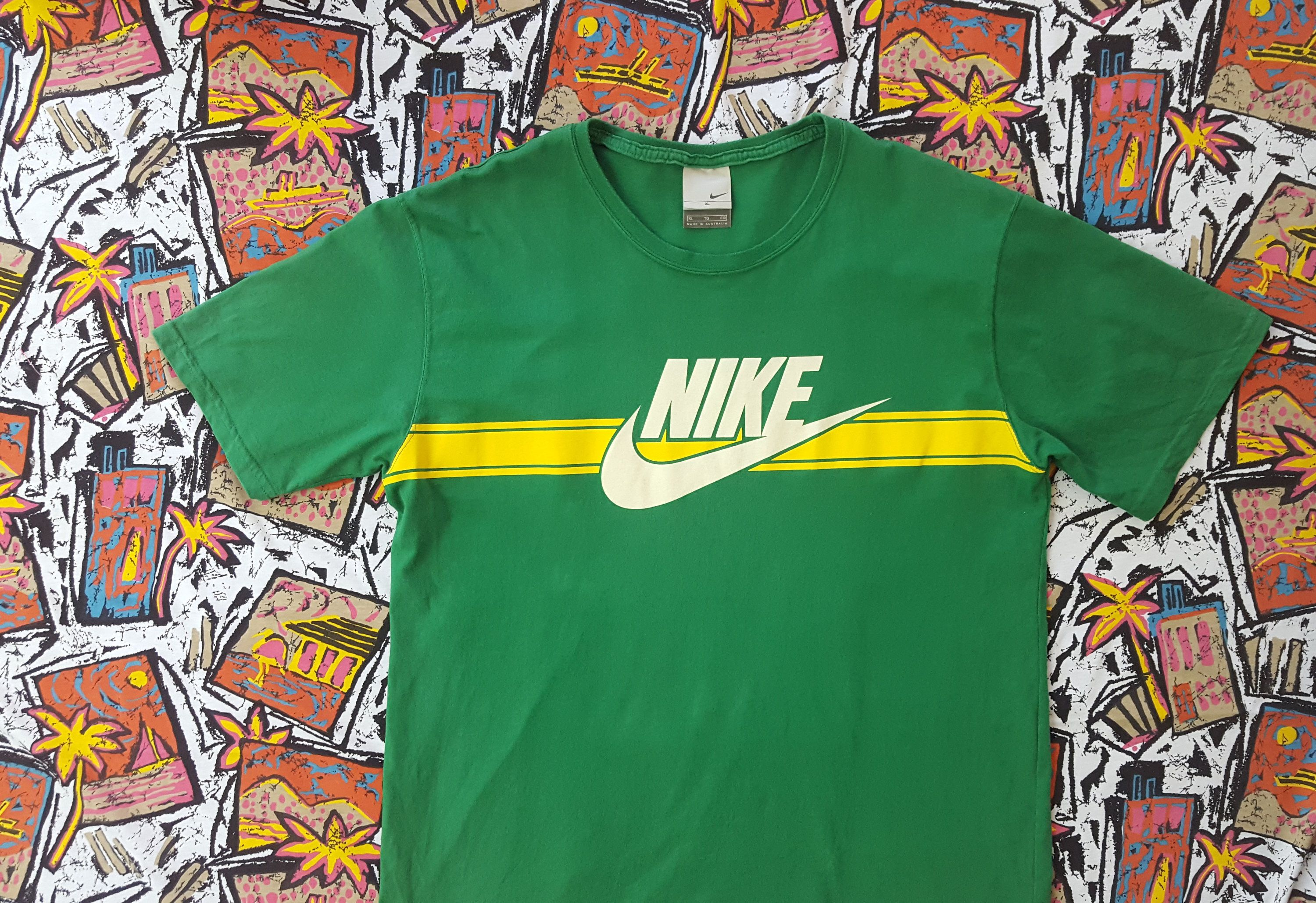 cc6667bfdf61e Vintage 90s Nike T Shirt Size XL Just Do It Swoosh Sporty Athletic ...