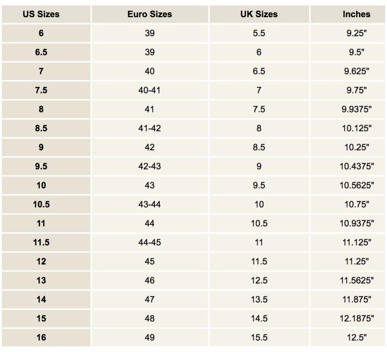 International shoe size conversion images shoes chart also rh pinterest