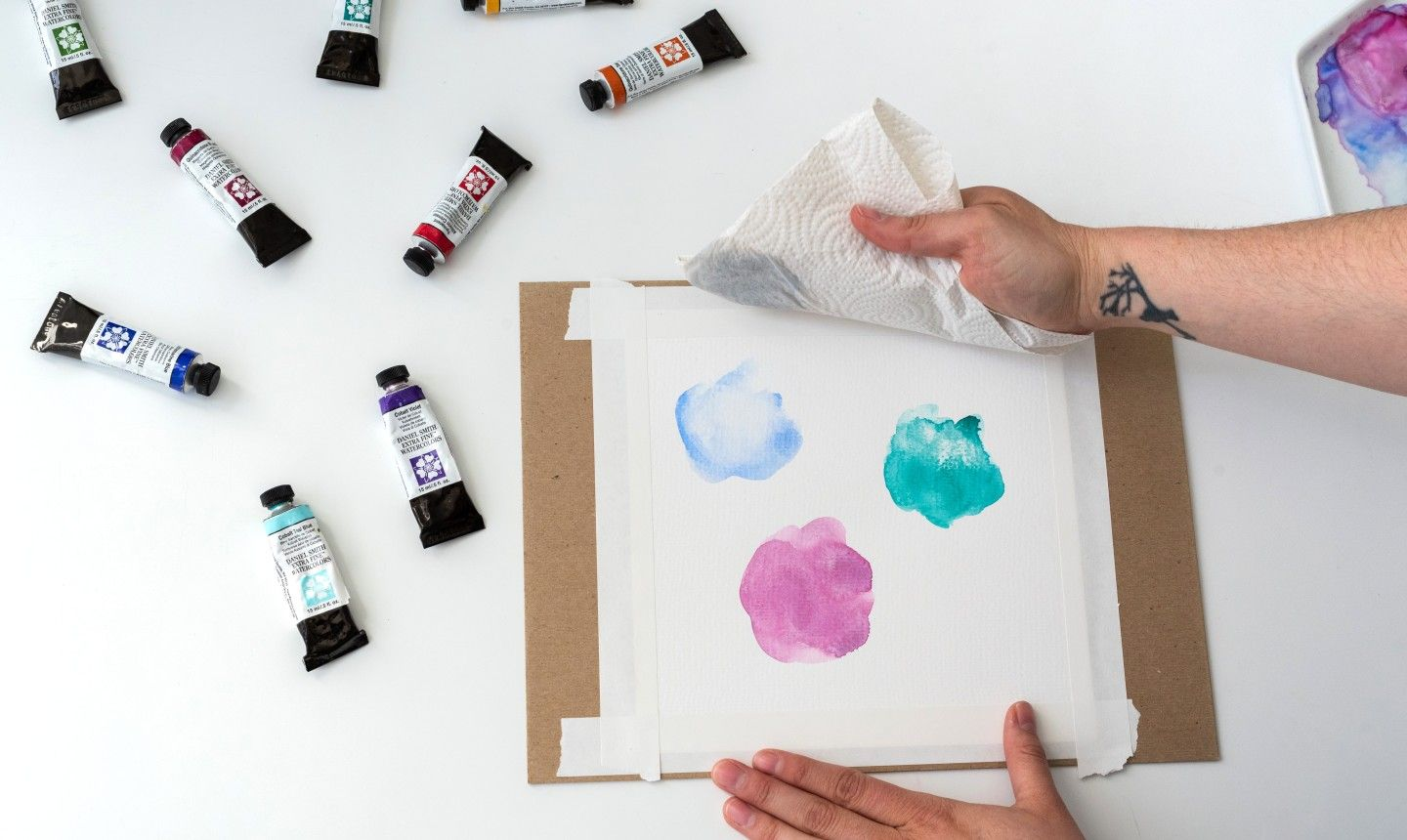16 Watercolor Techniques You Have To Try Watercolor Techniques