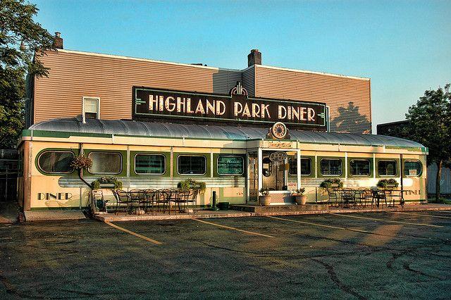 Highland Park Diner Best Diner Diner Highland Park