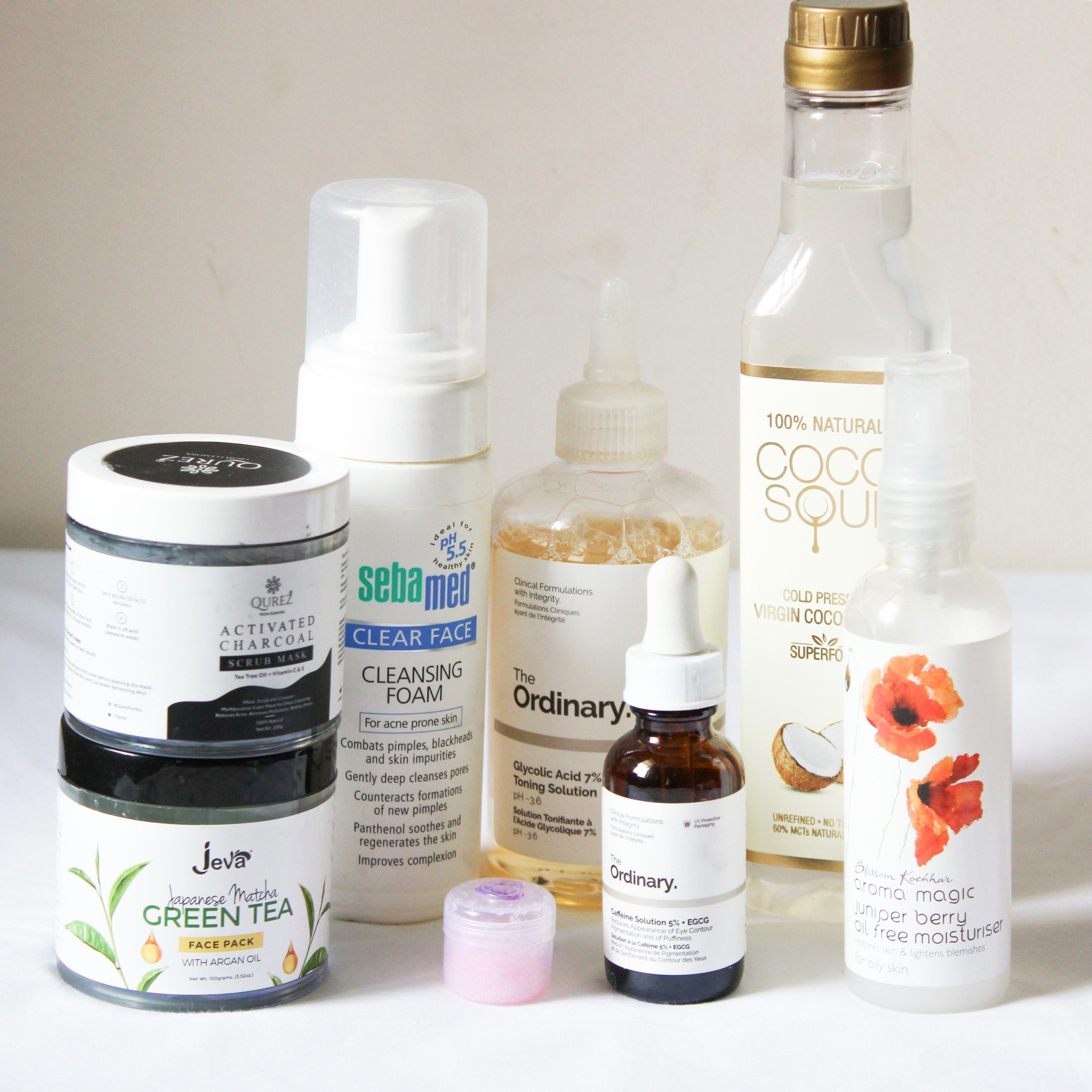 Simple Nighttime Skincare Routine for Oily Skin