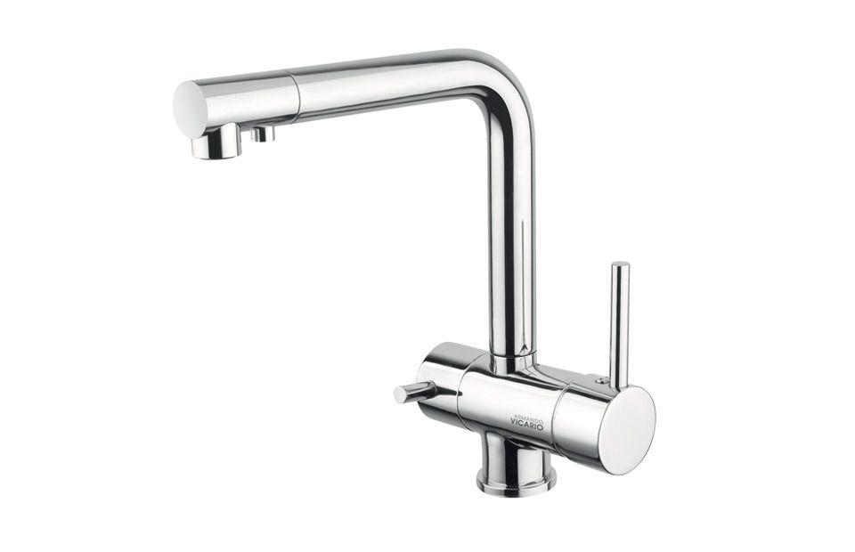 Armando Vicario Rubinetterie Collezione 59 Kitchen Sink Faucets Sink Faucets Sink
