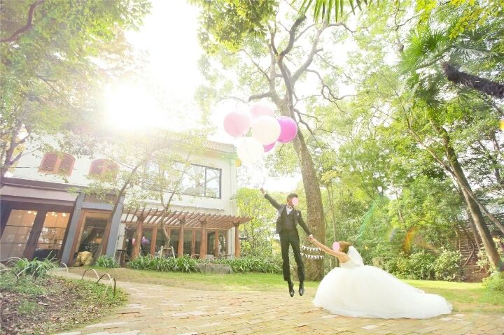 前撮りイメージ~balloon shot~  シア子の~Happy Life~