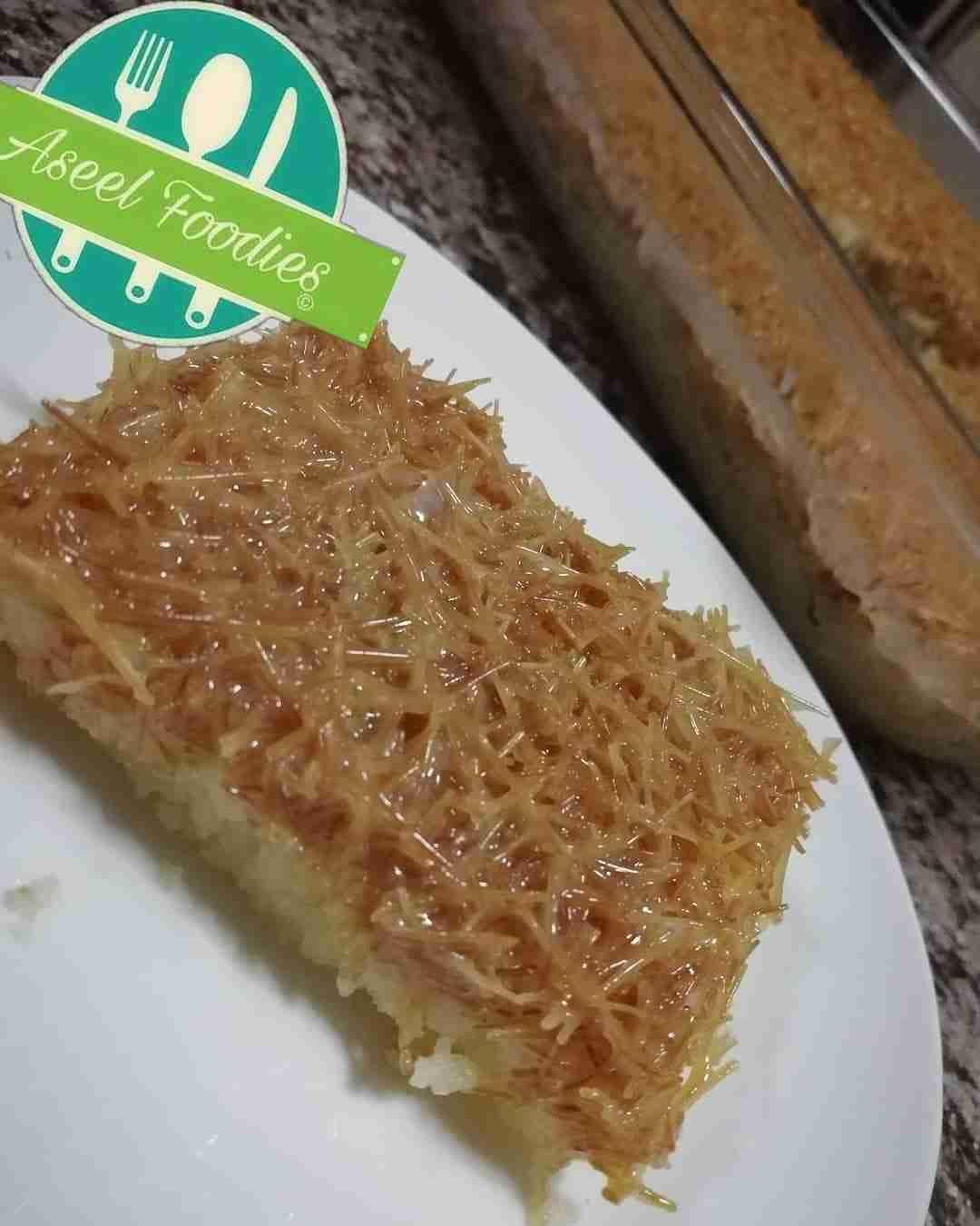حلا الشعيرية الباكستانية زاكي Food Arabic Desserts Foodie