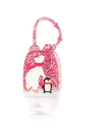 Polar Bear Penguin Pocketbac Holder Bath Body Works Bath