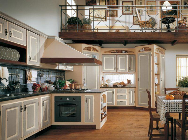 Risultati immagini per cucine antiche rustiche | cucine | Pinterest