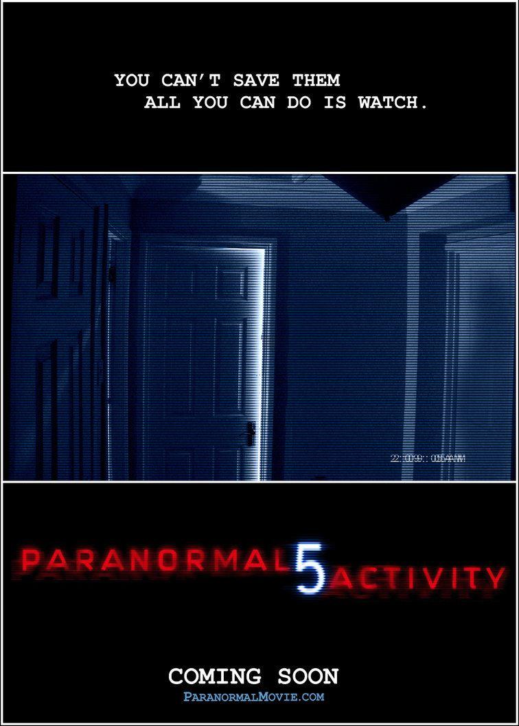 Paranormal Activity 5 Streaming : paranormal, activity, streaming, Paranormal, Activity, Movie, Poster, LOL2679, DeviantART, Activity,, Horror, Movies,