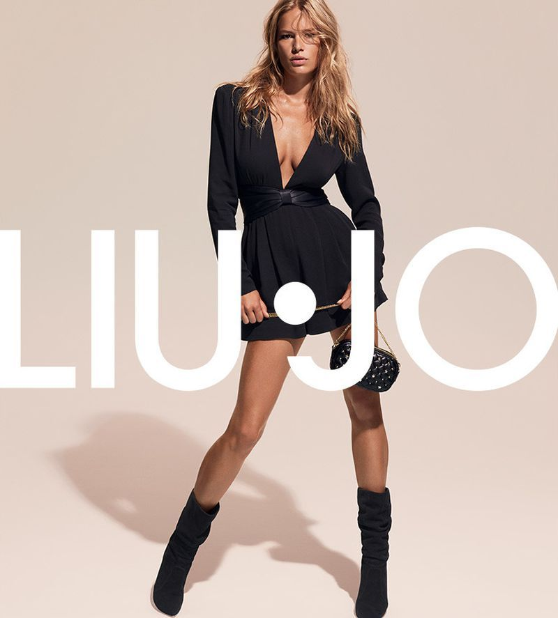 Anna Ewers is the Face of Liu Jo Spring Summer 2019 Collection