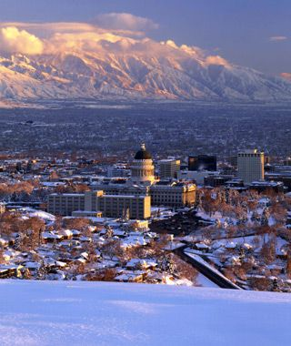 America 39 s best cities for winter travel salt lake city for Winter trip in usa