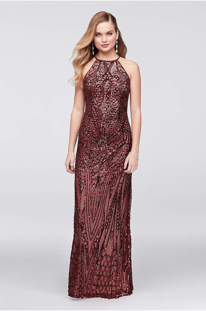 Alyce Paris 60217 Crisscross Back Prom Dress