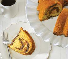 Light Chocolate Chunk Coffee Cake From C Sugar Coffee Cake Streusel Cake Coffee Cake Recipes