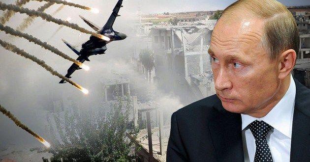 Russland beginnt keine Kriege, es beendet sie!