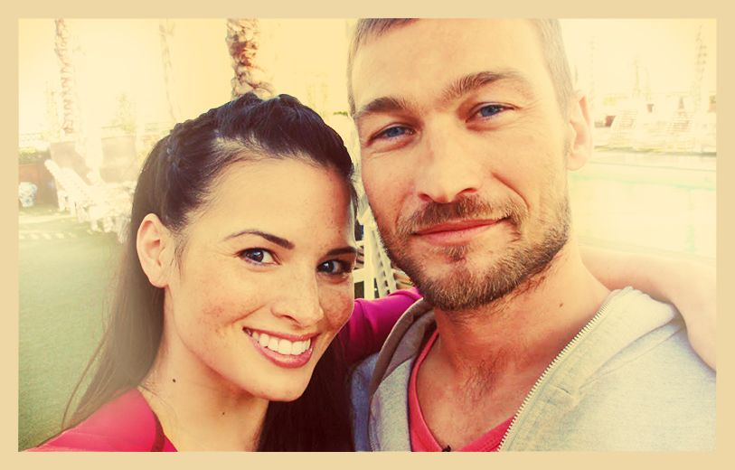 Spartacus & Mira ( Andy Whitfield & katrina law) # ...