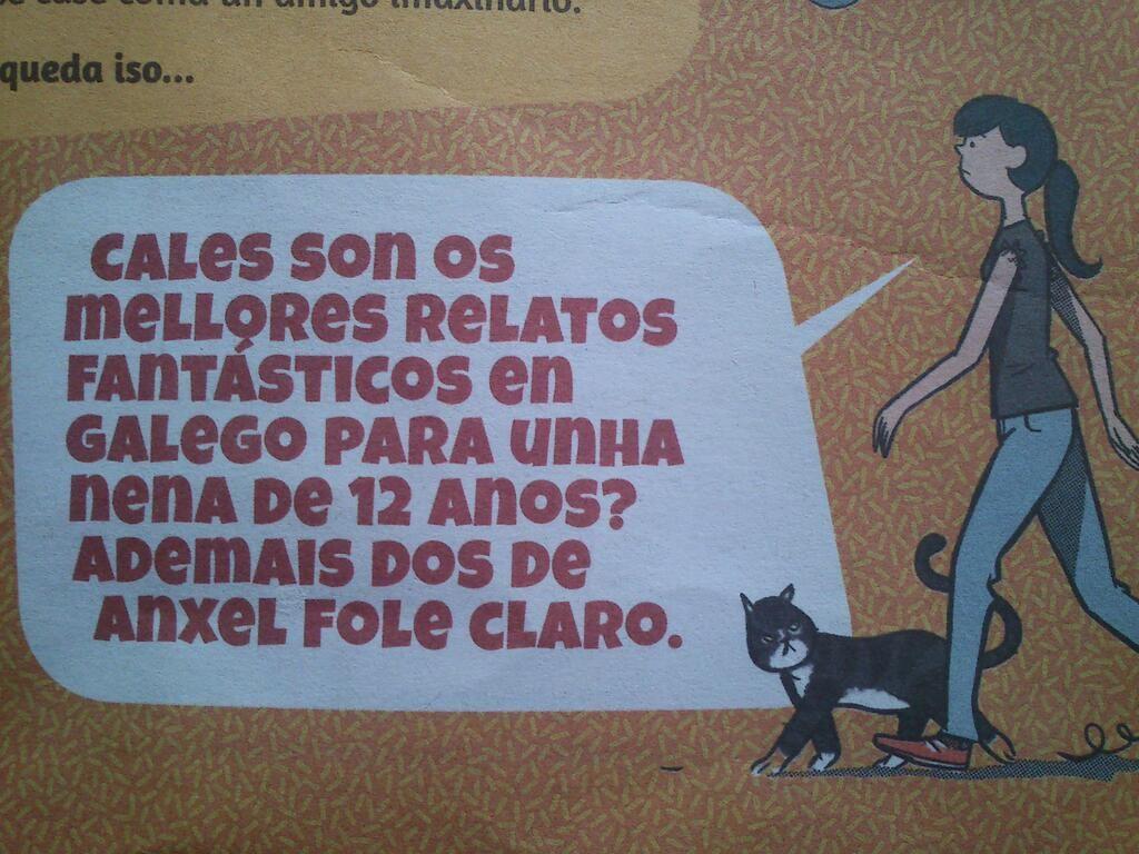@mnlvilarinho: Moi completa a @OINK! A revista do Xabarín Club: reportaxes, ciencia, obradoiros, pasatempos, banda... e detalles de nivel