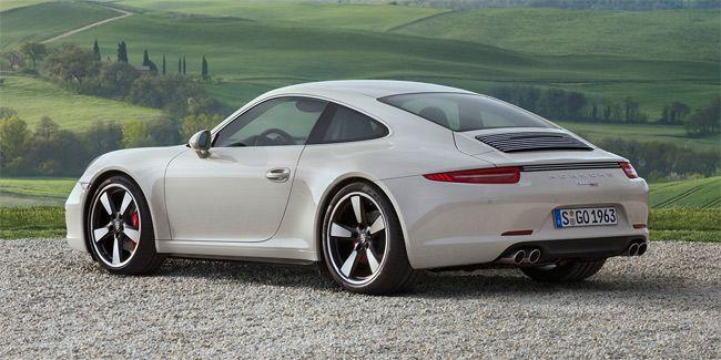 Porsche 911 Edición 50º Aniversario