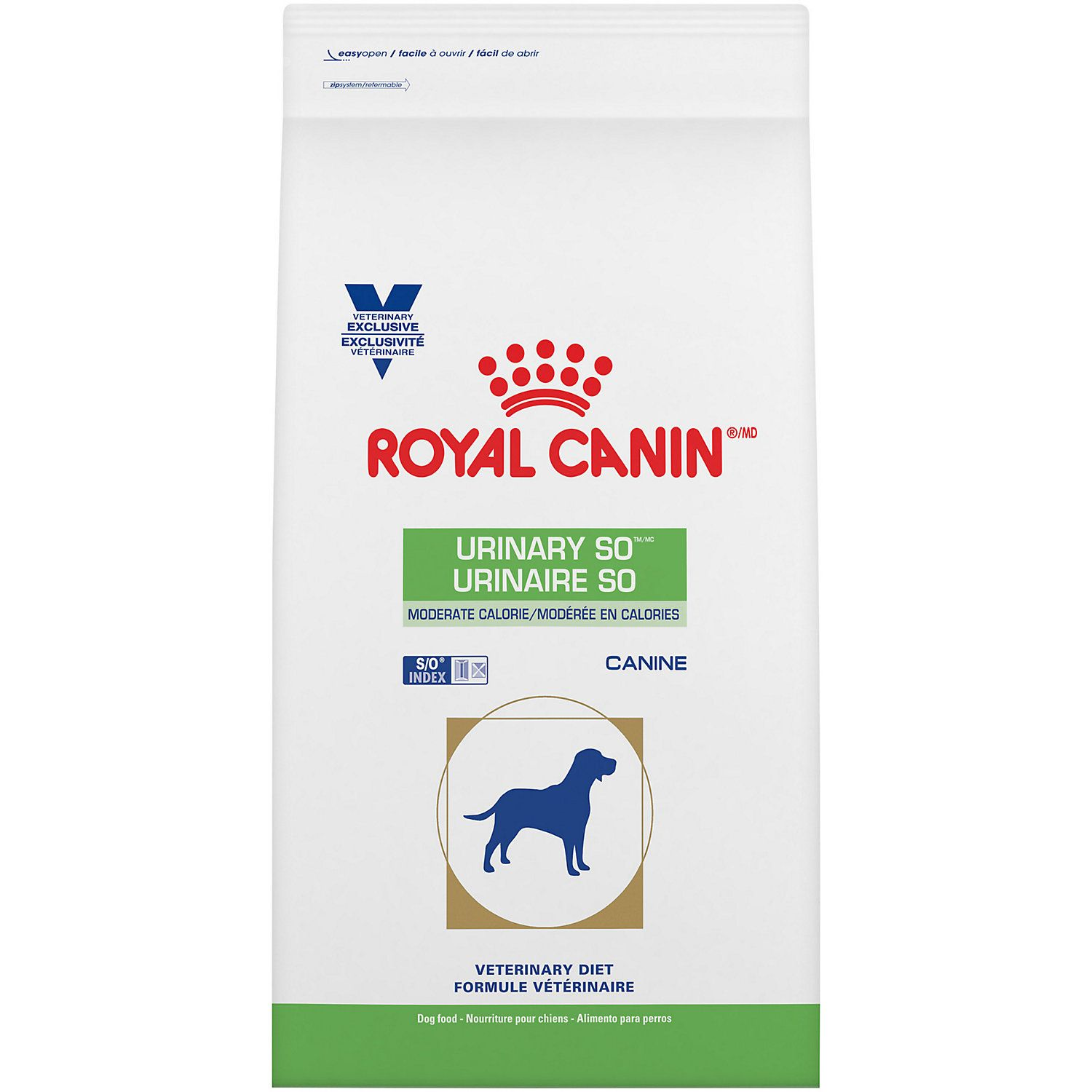 Royal Canin Veterinary Diet Canine Urinary So Moderate Calorie Dry