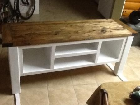 Tryde media console | Do It Yourself Home Projects from Ana White