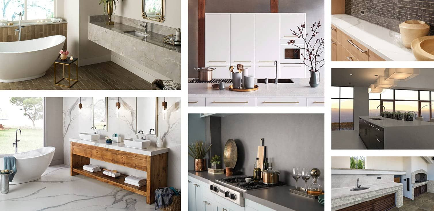 The Low Down On High Style Flooring Stylish Kitchen
