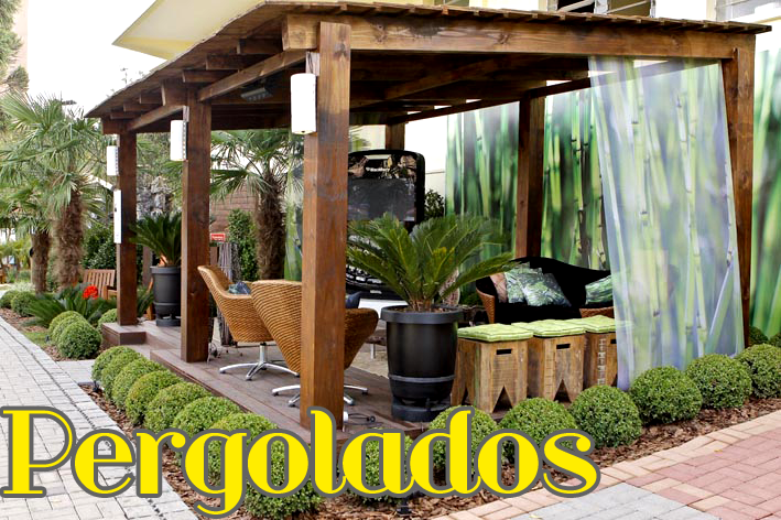 Decor salteado blog de decora o arquitetura - Gazebos de madera ...