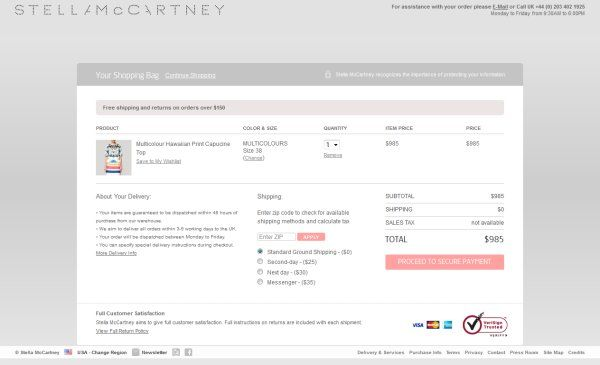 Shopping Cart Design Vandelay Design Web Design Design Shopping