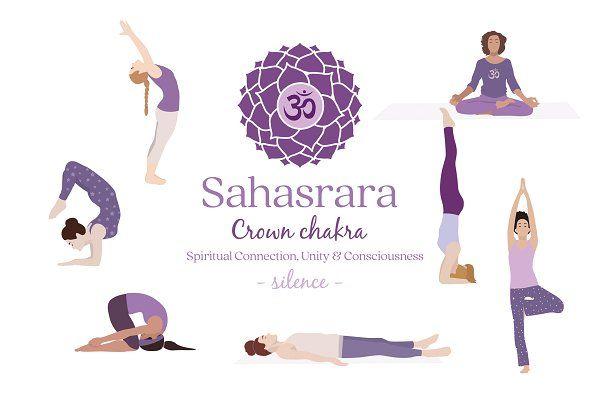 Postures pour Anahata Chakra | Ashtanga vinyasa yoga, Yoga ... |Meditation Posture Chakra